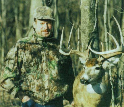 1998: Jim Cromme, NYS Big Buck Club 166