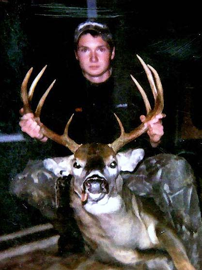 2003: Luke Pettys of Stony Creek