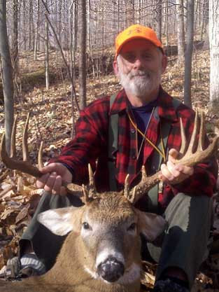 2012: Mike DeZalia of Voorheesville, NY, 13-pointer, 160-pounds, Essex County
