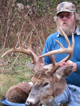 2012: Don Rifenburg of Long Lake, 14-pointer, 183-pounds, Essex County