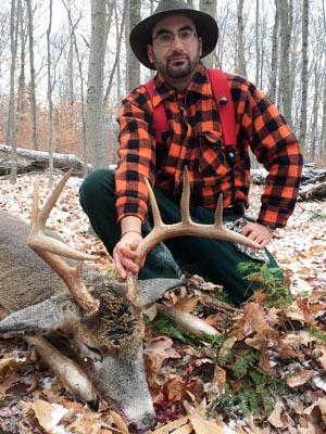 2013: Frank DeSantis, 9-pionter, 165-pounds, Hamilton County