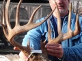 Bill Watters 15-pointer weighed 157-pounds and had a green score of 175 1/8. Taken Nov. 14 Dewey Woods Club
