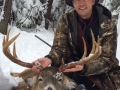 Paul Nash with a 172-pound St. Lawrence County 10-pointer