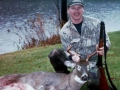 2000: Dan Ladd of West Fort Ann, 8-pointer, 134-pounds, Hogtown, NY