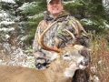 2009: John Czebiniak, 8-pointer, Long Lake, NY