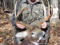 2010: Al DeCesare of Schroon Lake, NY, 12-pointer, 195-pounds