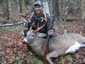 2010: Jeff Calderone of Huntington Station, NY, 8-pointer, 207-pounds, Hamilton County