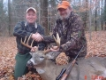 2010: Rick and Brian Esch of Remson, 10-pointer, 175-pounds, Herkimer County
