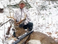 2012: Dennis Esch of Barneveld, NY, 8-pointer, 170-pounds, Herkimer County