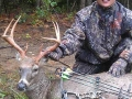 2012: Dave Howard, 8-pointer, 176-pounds, archery season, Lake George, NY