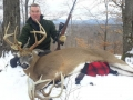 2013: Drew Peacock, 8-pointer, 210-pounds, Camp Squaw, Hamilton County