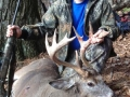 2013: Martin Nestle of Hartford, NY, 12-pointer, Hogtown, NY
