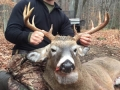 2014: Zach Crain, 10-pointer, 220-pounds, Newcomb