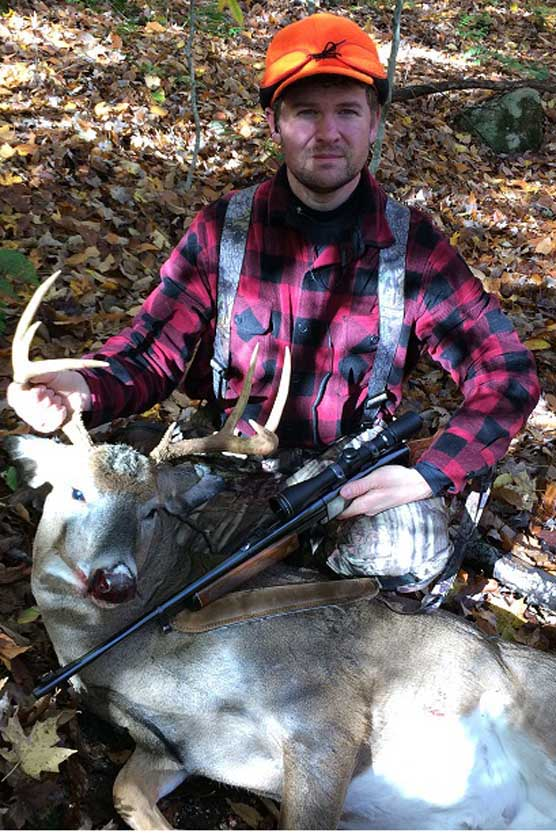 Jonathan Bunker of Glens Falls: 170-pound, 8-pointer taken Oct. 23 in Hope, Hamilton County