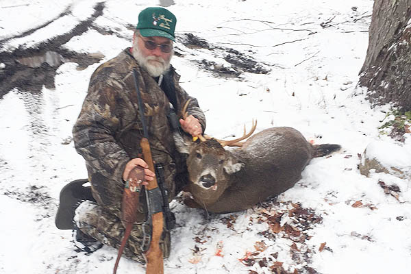 2016: Brian Hutchins, 6-pointer taken Dec. 3 in Indian Lake, Hamilton County