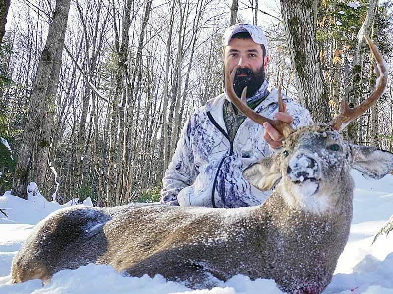 2019:  Tony Cortese with an 8-pointer taken Nov. 17 in Hamilton County.