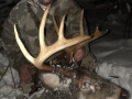 2018: Bob Wilcox of Remsen in Herkimer County, with a hometown 9-pointer.