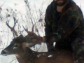 2018: Mark Booth, with a Southern Adirondack 8-pointer taken Nov. 16.