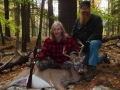 2018: Christian Chaney, age 19, of Hartford with a 142-pound, 8-pointer taken Oct. 21 in Warren County with the Iron Sight Gang.
