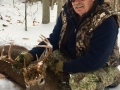 2018: Clarence Burt of Queensbury with an 8-pointer taken in Hague, NY on Nov. 18.