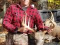 2018: Cody Thieme, Vernon, NY. 180-pound, 10-pointer taken Oct. 20 in Long Lake, Hamilton County.