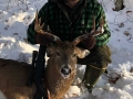 2018: Jim Euber, Westford, VT. 170-pound, 8-pointer taken Nov. 12 in Long Lake, Hamilton County.