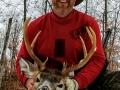 2018: Gary Askins, Lake Luzerne, NY. 170-pound, 8-pointer taken Nov. 18 in Warrensburg, Warren County.