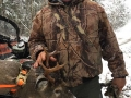 2018: Chris Ralston, Rotterdamm NY. 8-pointer, 135-pounds taken Nov. 10 in Newcomb, Essex County.
