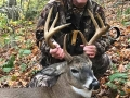 2018: Tom Delpha, South Windsor, CT: 175-pound, 8-pointer taken Oct. 21 in Essex County.