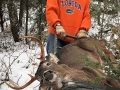 2018: Tom Kane of Holland Patent with and 8-pointer taken Nov. 10 in Herkimer County.