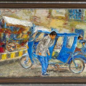 Taxi in Cuzco