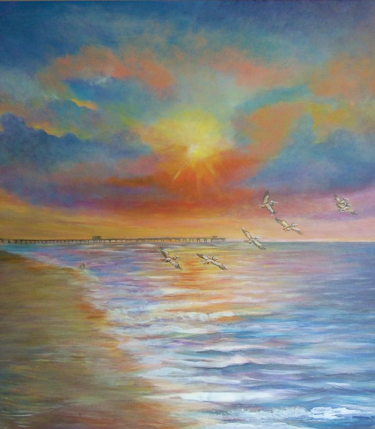 """""""Gulf Shores"""" by Terry Martin"""