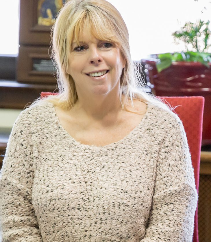 5 Questions: Dr. Lisa Sitler, Director of the School of Nursing