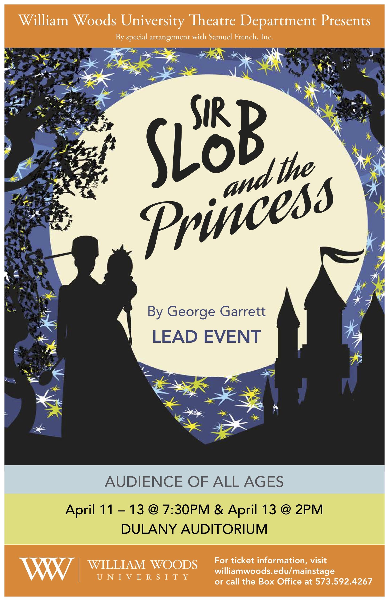 Poster for Sir Slob and the Princess