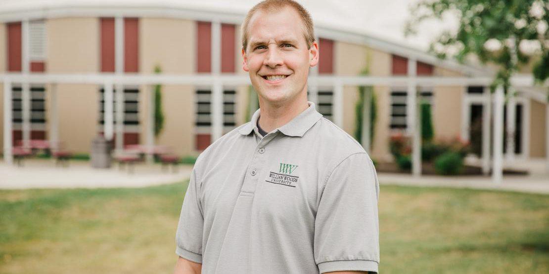 Headshot image of Spencer Burck