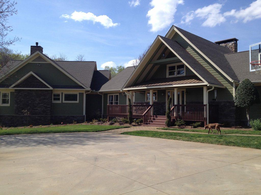 photo of Kim Cowart's home