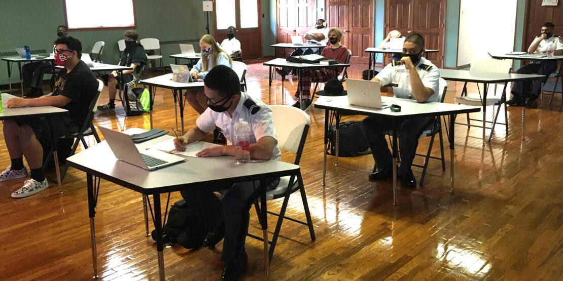 William Woods University College Algebra class