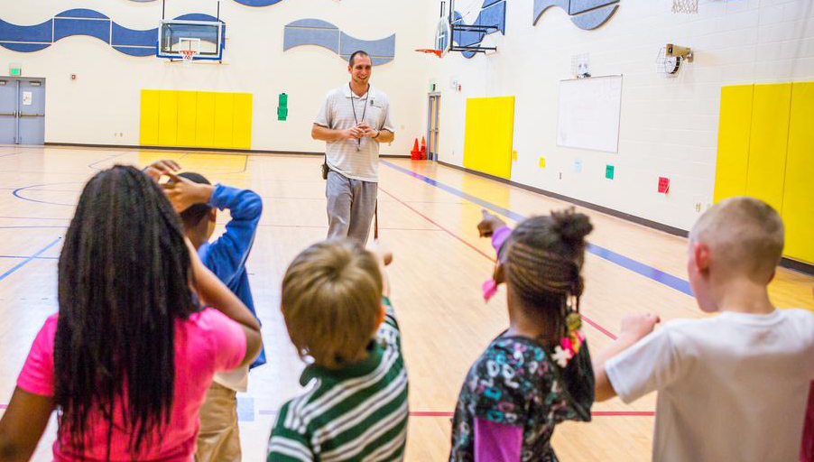 Physical Education at William Woods University