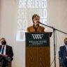 Dr. Jahnae H. Barnett, legendary figure in William Woods history, to step down as University president