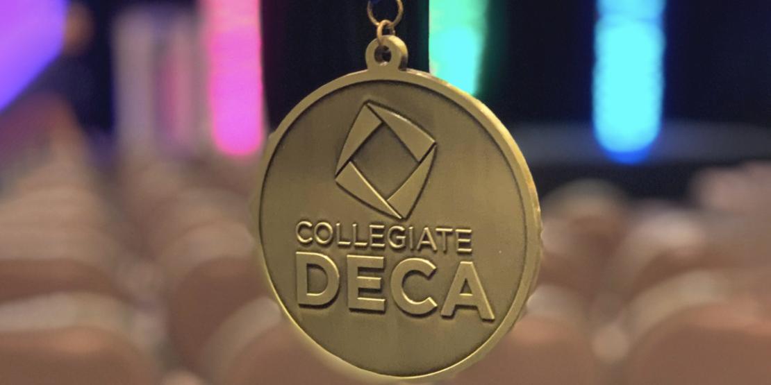 DECA award