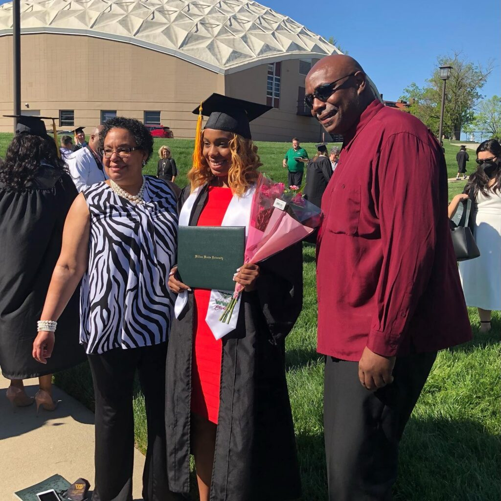 William Woods University commencement