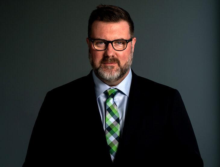 Dr Jeremy Moreland
