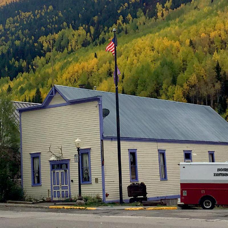 Telluride Elks Lodge #692