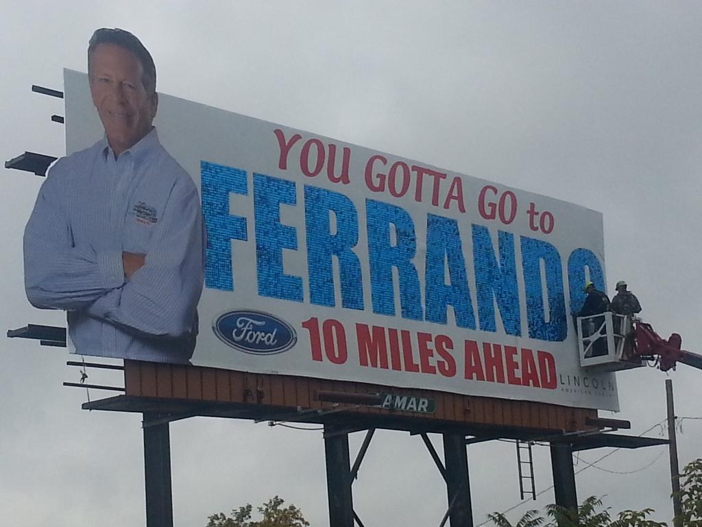 Lamar Erie, PA Ferrando Ford SolaRay Billboard 2 (1024x768).jpg
