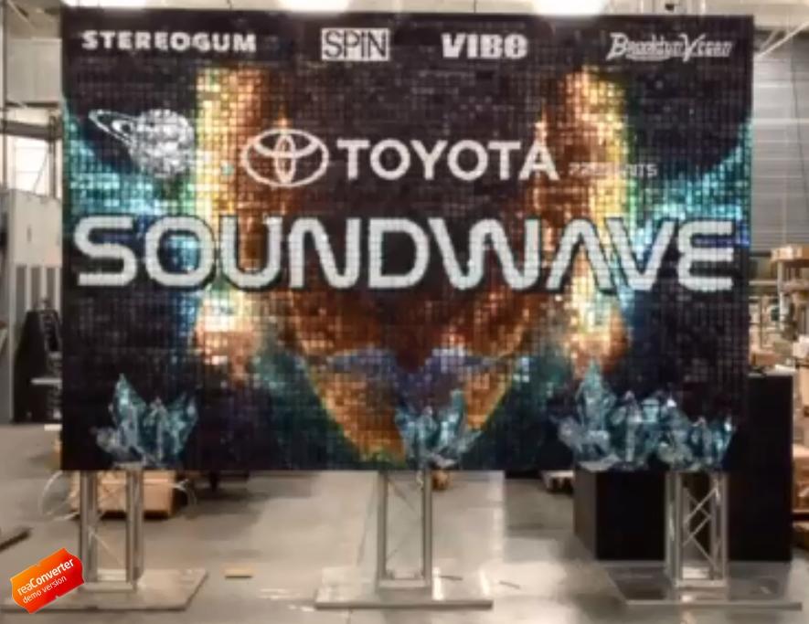 Brand Imaging Group Lallapalooza Toyota Soundwave SolaRay display (885x683).jpg