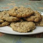 Amazing Oatmeal Cookies