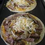 Steak Quesadillas with Fresh Avocado Salsa