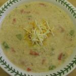 Cauliflower-Potato Soup