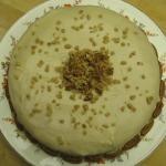 Caramel Cake for Mercedes