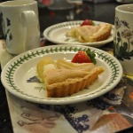 ~ Pear Almond Tart ~ French Fridays with Dorie Recipe ~
